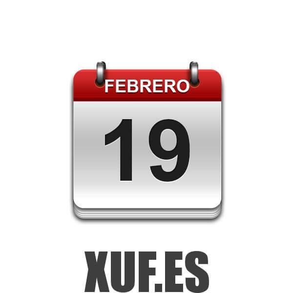19 Febrero - HORÓSCOPO NACIDOS EN 19 DE FEBRERO